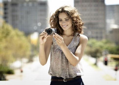 Người châu Âu ngày càng chuộng máy ảnh mirrorless