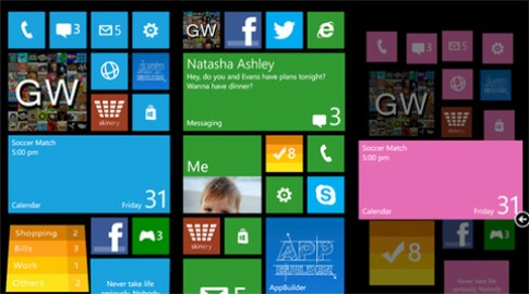 Người dùng có thể trải nghiệm thử Windows Phone 8
