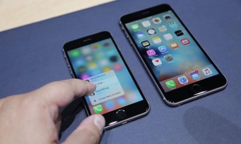 Người dùng phàn nàn iPhone 6s lỗi nguồn, máy nóng