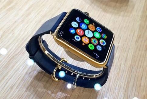 Người dùng than phiền nhiều về Apple Watch