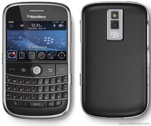 'Nguoi mo duong' BlackBerry Bold