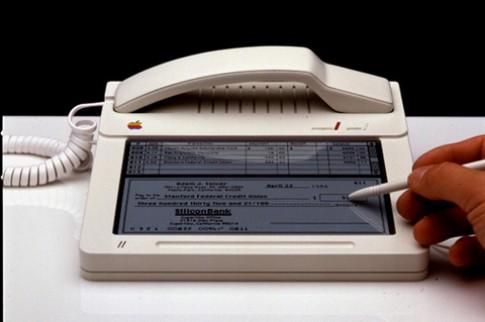 'Nguyên mẫu' iPhone từ năm 1983