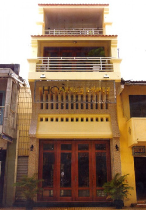 Nhà phố ở Tiền Giang