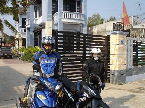 Nha Trang - Đà Lạt chuyến đi của các biker Kon Tum (phần 1)
