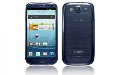 Nhật Bản sẽ bán Galaxy S III lõi kép như Mỹ
