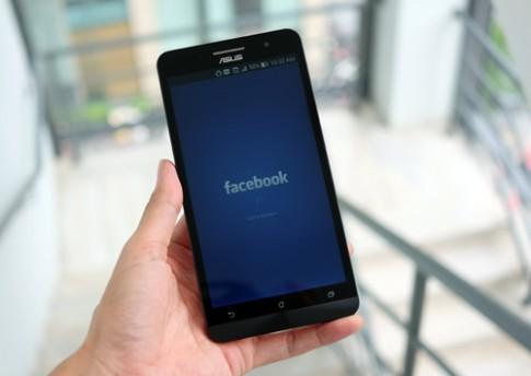 Nhiều máy Asus ZenFone gặp lỗi với phần mềm Facebook