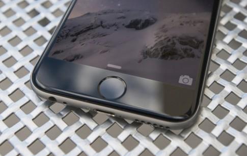 Nhiều máy iPhone 6s gặp lỗi cảm biến vân tay quá nóng