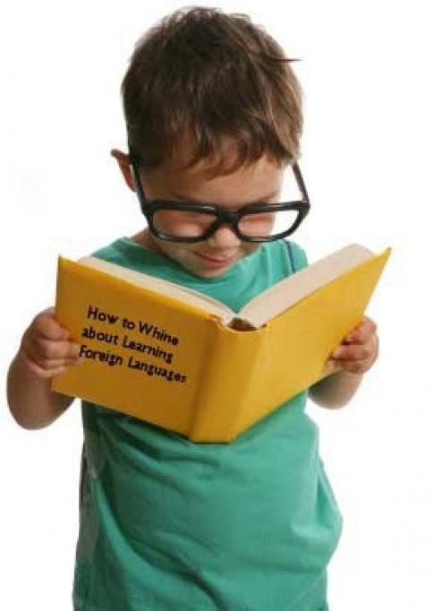 Nhỏ học ngoại ngữ, lớn tư duy sắc sảo