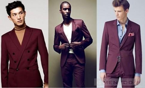 Những bộ vest thay thế cho vest tối màu