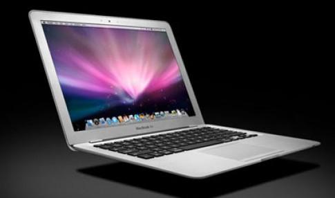 Nhung cai tien o MacBook Air moi