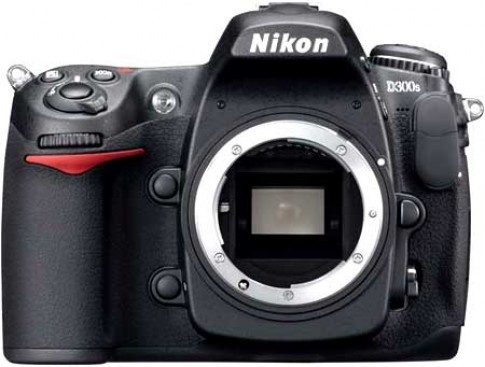 Những cải tiến trên Nikon D300s