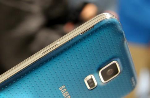 Những cải tiến trên Samsung Galaxy S5