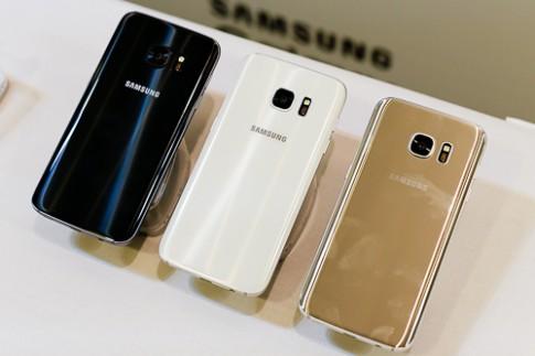 Những cải tiến về pin trên bộ đôi Galaxy S7