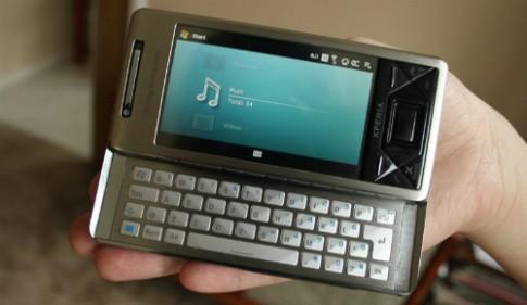 Những chiếc Xperia đầu tiên của Sony không chạy Android