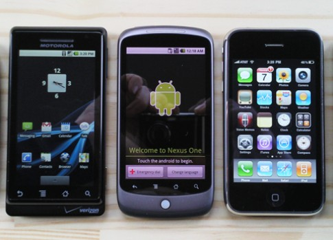 Những điểm Android hay hơn iPhone