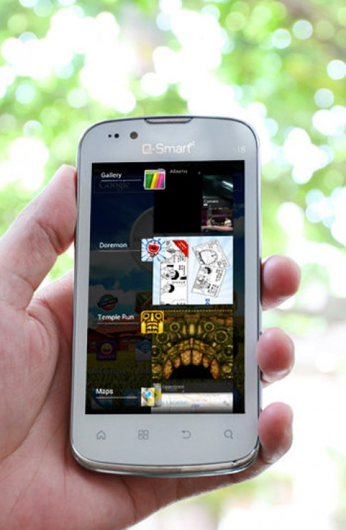 Những điểm mạnh của smartphone Q-Smart S18