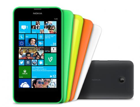 Những điểm nổi bật của mẫu Lumia đầu tiên hỗ trợ 2 SIM