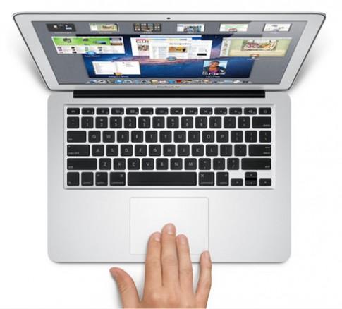 Những điểm thiếu sót ở MacBook Air 2011