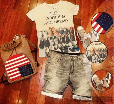 Những item ấn tượng cho nam giới ngày hè