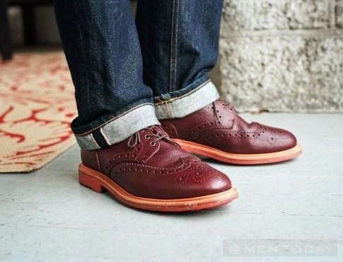 Những kiểu dress shoes lịch lãm cho các chàng