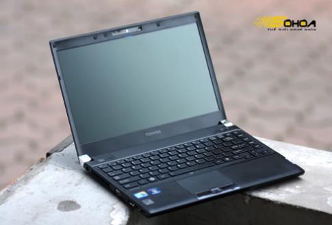 Những laptop doanh nhân 'đỉnh' tại VN