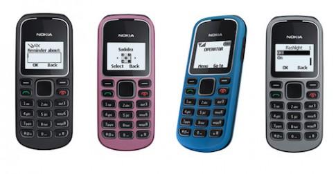 Những mẫu điện thoại cơ bản còn với thời gian