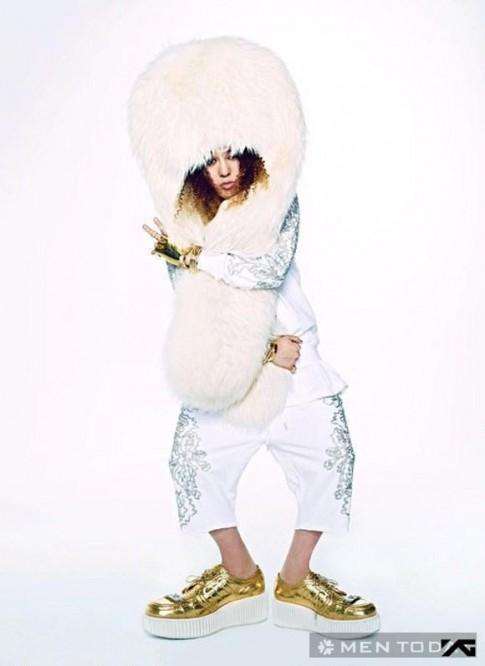 Những mẫu mũ lông cực độc của G-Dragon