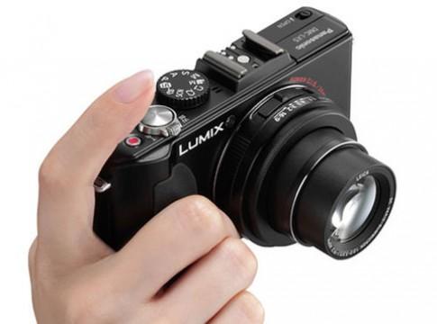 Những máy ảnh compact đầu bảng 2010