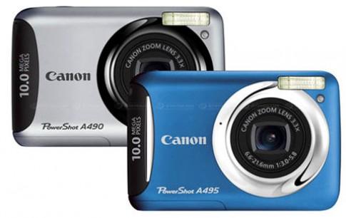 Những máy ảnh giảm giá mùa mua sắm