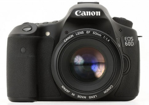 Những nét mới ở Canon EOS 60D
