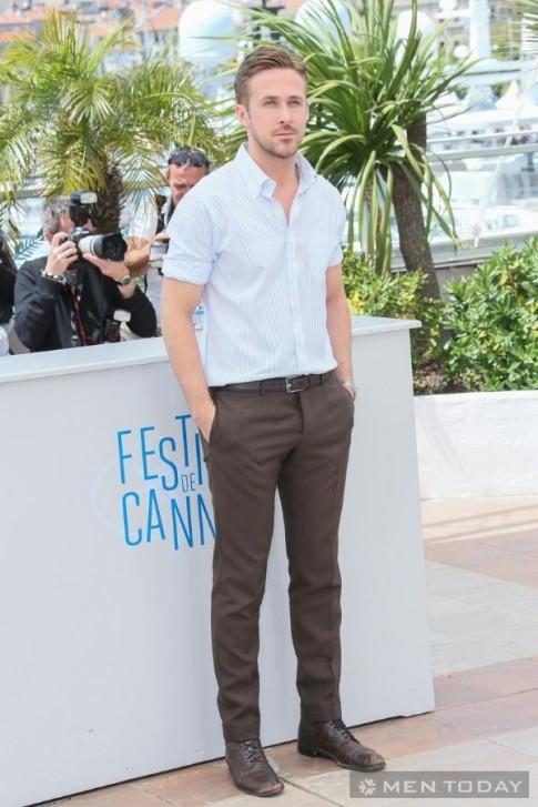 Những quý ông phong cách tại LHP Cannes 2014