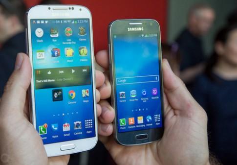 Những smartphone cặp đôi cho lễ Valentine
