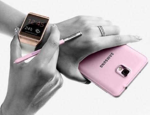 Những smartphone dành cho phái đẹp