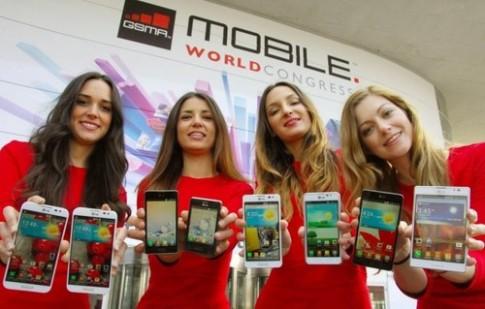 Những smartphone nổi bật ở MWC 2013