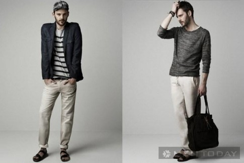 Những thương hiệu thời trang bình dân hàng đầu cho nam giới