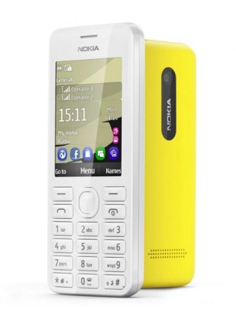 Những tính năng 'độc'trên Nokia 206 2 sim