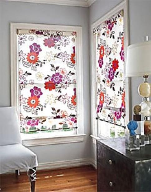 Những ý tưởng cho khung cửa sổ