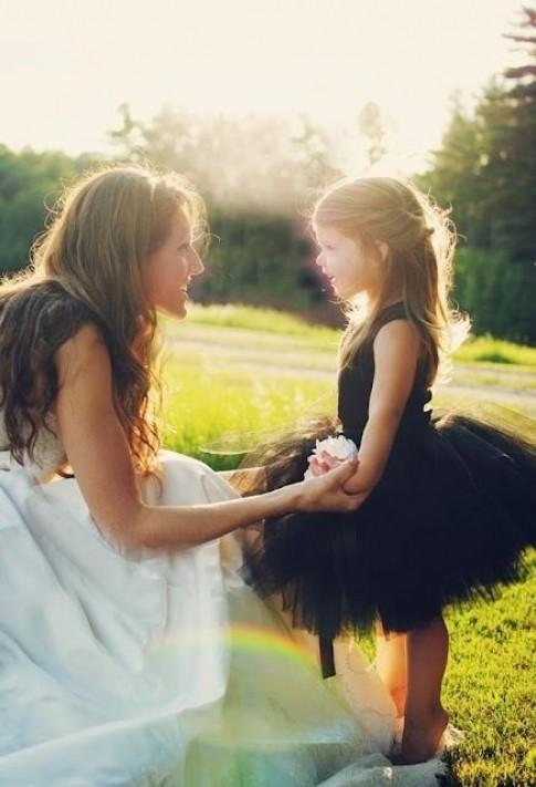 Niềm hạnh phúc thật sự của con là có mẹ trong đời!
