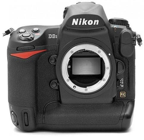 Nikon cập nhật firmware cho D3s