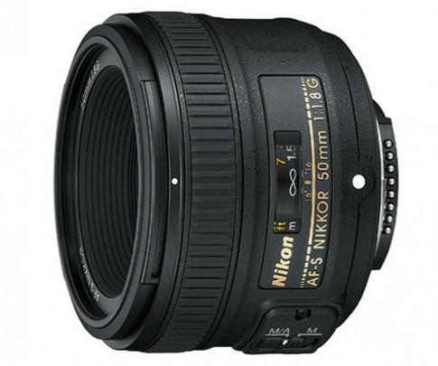 Nikon chính thức ra mắt ống kính 50mm f/1.8G