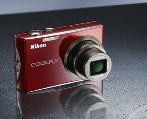 Nikon Coolpix S710 - máy ảnh 14,5 Megapixel