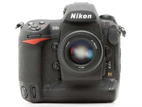 Nikon D3s ngừng sản xuất