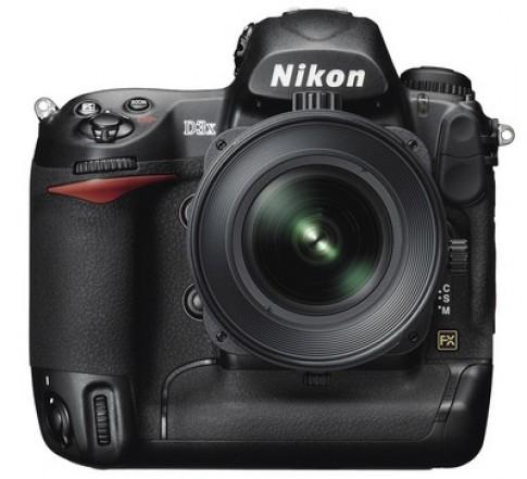 Nikon D3x chính thức ra mắt
