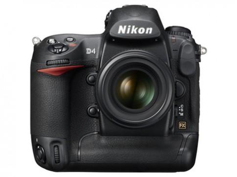 Nikon D4 có thể ra mắt ngày 6/1/2012