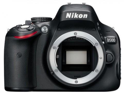 Nikon D5100 chính thức trình làng
