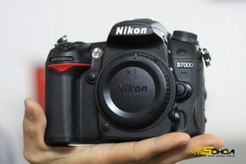 Nikon D7000 đã có mặt tại Việt Nam