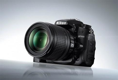 Nikon D7000 trình làng