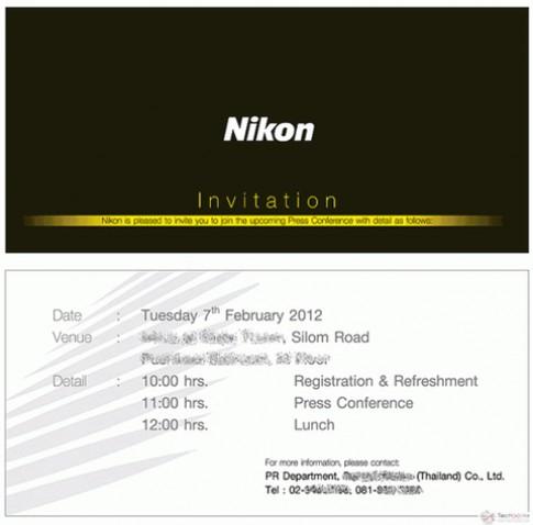 Nikon D800 có thể ra mắt tuần sau