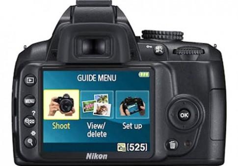 Nikon giảm giá D3000 10% tại Anh