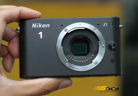 Nikon J1 và V1 nâng cấp firmware